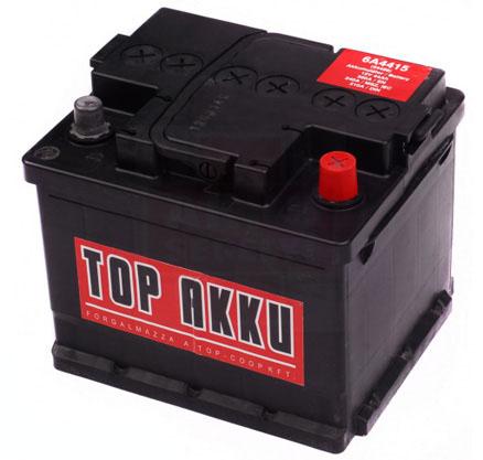 top akku, olcsó akkumulátor, jász akku